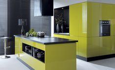 Black Red White - Senso Kitchens - Capital 38th Elysee Avenue  #brw #blackredwhite #kitchen #kitcheninspiration #kitchendesign #inspiration #home #homedecor #cooking #trend