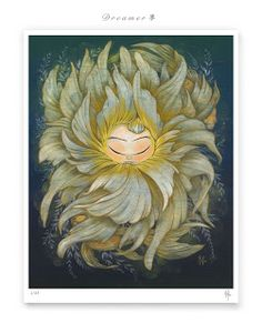 Martin Hsu Art: New LTD Print: Dreamer by Martin Hsu
