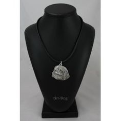 Necklace made of silver hallmark 925