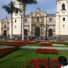 Lima Lima City, Lima Peru, Places Ive Been, Travelling, Cathedral, Bucket, Wanderlust, Mansions, American