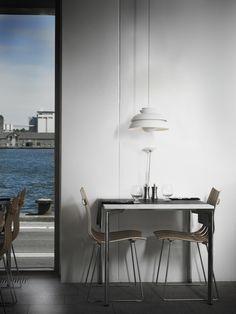 Concert pendant Lamp by Jørn Utzon (Lightyears) is our #Lamp of the week! Get 5% off this week!!! 16-2-15 > 23-2-15 | Lamptwist.be