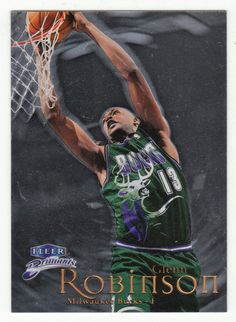 Glenn Robinson # 52 - 1998-99 Fleer Brilliants Basketball