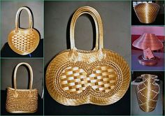 artesanato com capim dourado 2
