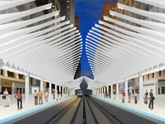 Renovations Planned for CTA's Washington-Wabash Elevated Station | Chicago Citizens Newspaper | Premier African American Weekly