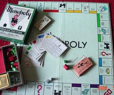 Monopoly, oh how I hated this game.