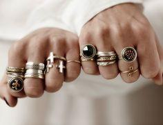 Fashion: NOOSA Petite ring @noosaamsterdam #noosajewelery