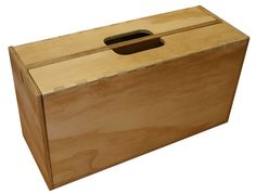 A clever clamshell toolbox
