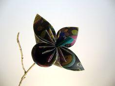 Kusudama flower- col