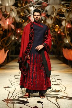 indian groom - Google Search  ROHIT BAL'S MULMUL COLLECTION AT AAMBY VALLEY INDIA BRIDAL WEEK DELHI 2013