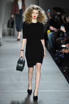 Marc By Marc Jacobs Fall 2013 fashion show during Mercedes-Benz Fashion Week