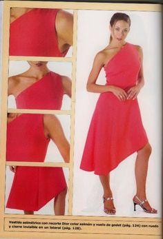 modelist kitapları: Miguel Angel Cejas - confección y diseño de ropa Mccalls Patterns, Sewing Patterns, Miguel Angel, Modelista, The Dress, Strapless Dress, Plus Size, Couture, Womens Fashion