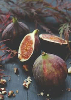Fig, Hazelnut & Halloumi Salad Recipe