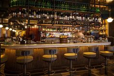 Jackson & Rye, Soho - NYC-style restaurant in London | Have You Heard Of It? blog | Bar