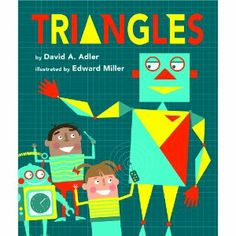 Triangles: David A. Adler, Edward Miller: 9780823423781: Books - Amazon.ca