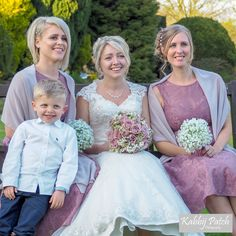 Plus a little extra feller! Photo B, Brides And Bridesmaids, Photography Portfolio, Wedding Photography, Wedding Dresses, Fashion, Bride Dresses, Moda, Bridal Gowns
