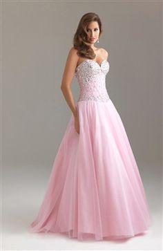 635b98c8d0 2012 Style A-line Sweetheart Beading Sleeveless Floor-length Tulle Prom  Dress   Evening Dress