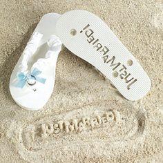 Honeymoon shoes
