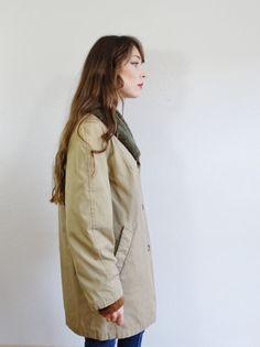 vintage 1970s Eddie Bauer Coat