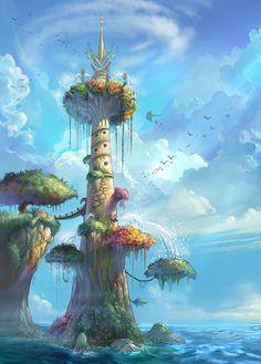 danceabletragedy:     lighthouse