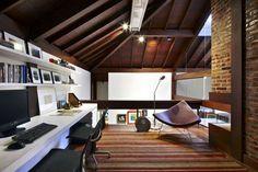 Home Office Loft Space Interior Design Ideas For Women http://kenbachor.com/awesome-loft-space-ideas/divine-home-office-for-women-er-lovable-home-office-loft-space-interior-design-ideas/