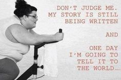 This is how we all feel sometimes. Just because someone else may have lost 20lbs in a month DOES NOT mean it's not working for you. Each of us are DIFFERENT and each of us WILL HAVE A STORY!! What works for one may not work for all!!! Find your STORY!!