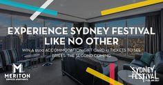 Win a Luxury Sydney Festival Experience