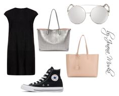 """""""Casual"""" by murka-juna on Polyvore featuring мода, MuuBaa, Yves Saint Laurent, Alexander McQueen и Converse"""