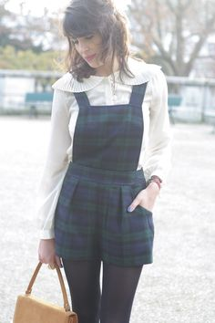 This is the same tartan that my St. Gabriel's school uniform was made from. Rocked it until I got kicked out.