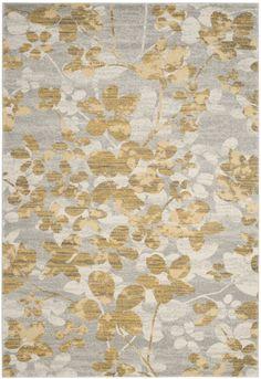 Montelimar Grey & Gold Area Rug