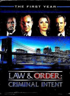 Law  Order Criminal Intent The First Year DVD 2003 6 Disc NEW SEALED FREE S H US | DVDs & Movies, DVDs & Blu-ray Discs | eBay!