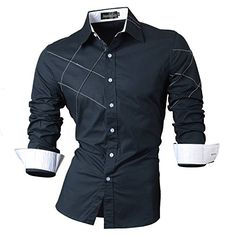 jeansian Herren Freizeit Hemden Shirt Tops Mode Langarmshirts Slim Fit MFN_2028 Navy XXL [Apparel] Jeansian http://www.amazon.de/dp/B00IRW7GJG/ref=cm_sw_r_pi_dp_Ux2Ewb1DFQPBC