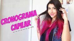 CRONOGRAMA CAPILAR: O que é, Receitas Caseiras e os Produtos que Utilizo | Bianca Daletezze - YouTube