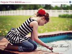 """bustle tank pattern--hard to find handmade stuff that looks """"cool"""" for big kids---this is a good one!"""