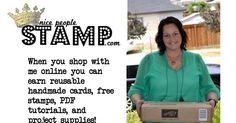 NEW: Customer Rewards Program! by Canadian Stampin' Up! Demonstrator Allison Okamitsu. www.NicePeopleStamp.com