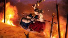 Fate/Zero ending: Memoria (Saber)