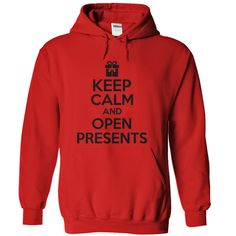 Keep Calm and Open Presents