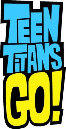 File:Teen Titans Go!png - Wikipedia, the free encyclopedia 6th Birthday Parties, Boy Birthday, Teen Titans Go Episodes, Dc Comics, Image Deco, Go Tv, Go Logo, Film Serie, Cartoon Kids