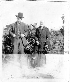 Annie Matilda (Brewer) and John T. Dyar. Photo taken in 1920's at Corinth Community, Oconee County, SC. He was from Georgia but they made their home near her family in Oconee County, South Carolina. Annie (1858-1929) is related through the Thomas line.