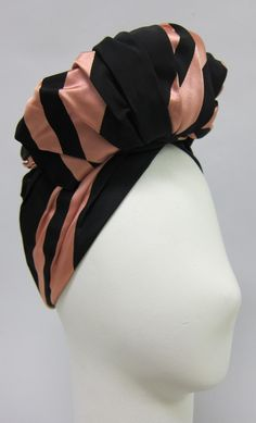Turban, Lilly Daché, 1940-5.