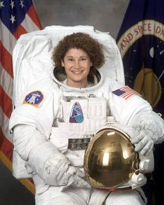 In honor of National Women's History month and the successful landing of the Soyuz and the crew, we recognize Susan Helms, who was the FIRST Woman Space Station Expedition crew member. National Women's History Month, Vandenberg Air Force Base, Space Shuttle Missions, Space Launch, Nasa History, Nasa Astronauts, Space Center, International Space Station, Military Women