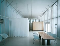Naked House in Saitama by Shigeru Ban | ideasgn