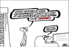Viñeta: Forges - 18 NOV 2012 | Opinión | EL PAÍS