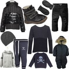 10 x Rock Kid Winter Stuff