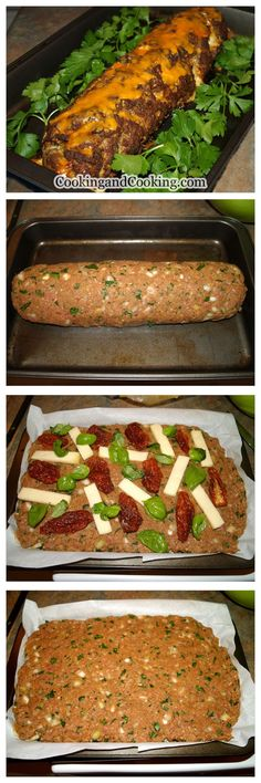 48 ideas meat loaf recipes with worcestershire ground beef for 2019 Meatloaf Recipes, Meat Recipes, Dinner Recipes, Cooking Recipes, Healthy Recipes, Good Food, Yummy Food, Beef Dishes, Ground Beef Recipes