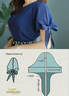 Sewing Basics, Sewing Hacks, Sewing Tutorials, Dress Sewing Patterns, Clothing Patterns, Fashion Sewing, Diy Fashion, Sewing Clothes, Diy Clothes