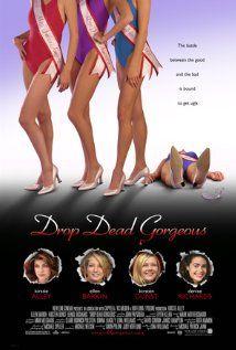 Lisa, Web Design/IT Support, loves the movie Drop Dead Gorgeous starring Kirsten Dunst, Kirstie Alley, & Denise Richards. It's got Amy Adams & Brittany Murphy, too! Stellar cast.