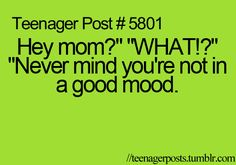Teenager Post #5801