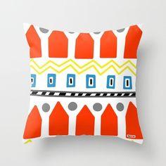 Scandinavian design Throw Pillow