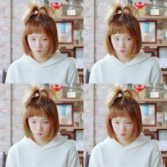 Kim Bok Joo Lee Sung Kyung, Weightlifting Fairy Kim Bok Joo Wallpapers, Weightlifting Kim Bok Joo, Weighlifting Fairy Kim Bok Joo, Joon Hyung, Kim Book, Swag Couples, Korean Drama Best, Girl Short Hair
