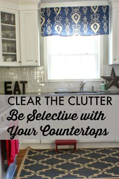 Spruce Up Your Kitchen- Be Selective With Your Counters | Southern State of Mind